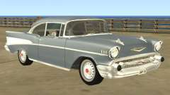Chevrolet Bel Air 1957 for GTA San Andreas