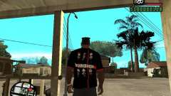 Rammstein t-shirt v3 for GTA San Andreas