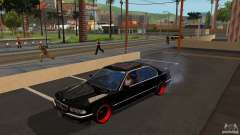 BMW E38 750LI for GTA San Andreas