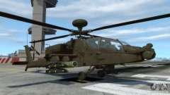 AH-64D Longbow Apache v1.0 for GTA 4