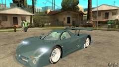 Nissan R390 GT1 1998 v1.0.0 for GTA San Andreas