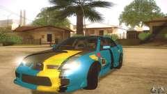Subaru Impreza WRX STI Futou Battle for GTA San Andreas