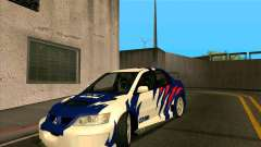 Mitsubishi Lancer Evolution 8 MostWanted for GTA San Andreas