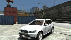 BMW X5 2009 for GTA 4