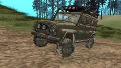 UAZ-31519 from COD MW2