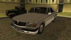Volga GAZ 3110 for GTA San Andreas