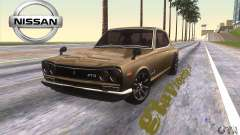 Nissan Skyline 2000 GT-R for GTA San Andreas