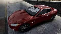 Maserati Gran Turismo 2008 Beta for GTA 4