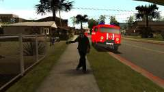 Drunk People Mod for GTA San Andreas