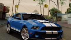 Ford Shelby GT500 2011