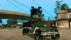 GAZ AA for GTA San Andreas