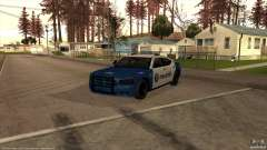Dodge Charger Los-Santos Police for GTA San Andreas