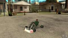 Stage 6 Kart Beta v1.0 for GTA San Andreas