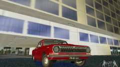 GAZ Volga 24 for GTA Vice City