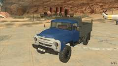 ZIL-MMZ 4502 four-wheel drive
