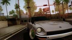 Nissan 280 Fairladyz 4.32 for GTA San Andreas