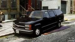 Chevrolet Suburban GMT400 v1.1