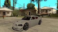 Dodge Charger 2009 for GTA San Andreas
