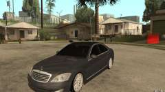 Mercedes-Benz S500 for GTA San Andreas