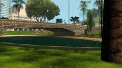The new Park in Los Santos