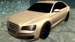 Audi A8 2010 v2.0 for GTA San Andreas