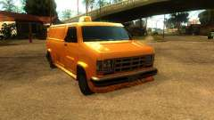 Taxi Burrito for GTA San Andreas