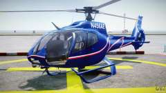 Eurocopter EC130B4 NYC HeliTours REAL for GTA 4