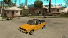 Volkswagen Rabbit Convertible