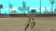 Hardy 3 Dirt Bike