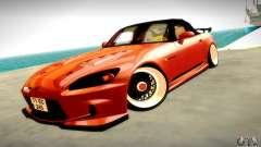 Honda S2000 JDM Tuning for GTA San Andreas