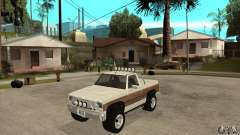 Ford Ranger for GTA San Andreas