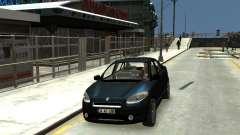 Renault Fluence for GTA 4