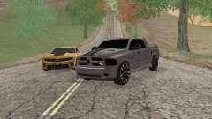 Dodge Ram R/T 2011