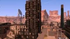 Chernobyl MOD v1 for GTA San Andreas