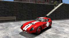 Shelby Cobra Daytona Coupe 1965 for GTA 4