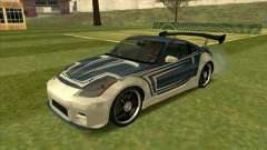 Nissan 350Z Chay from FnF 3