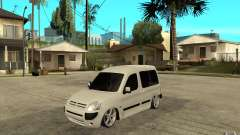 Citroen Berlingo 2007 for GTA San Andreas