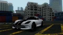 Dodge Viper SRT 2013 for GTA San Andreas