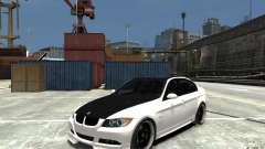 BMW 330i E60 Tuned 2