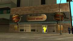 New Burgershot: Golden ČajničeG