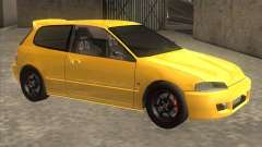 Honda Civic EG6 for GTA San Andreas