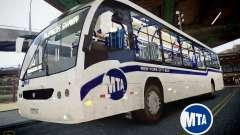 Scania K230 MTA New York City Bus