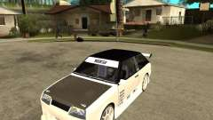 VAZ 2108 eXtreme for GTA San Andreas
