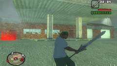 Sword of Dante from DMC 3 for GTA San Andreas