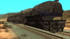 A train from the game Aliens vs Predator v1