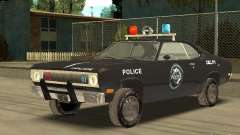 Plymout Duster 340 POLICE v2 for GTA San Andreas