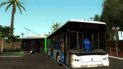 Trolleybus LAZ E301 for GTA San Andreas