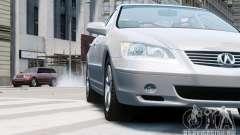 Acura RL 2006 for GTA 4