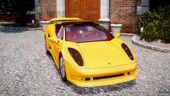 Lamborghini Cala for GTA 4