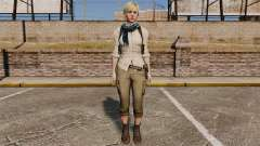 Sherry Birkin for GTA 4